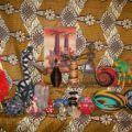 artisanat du monde - objets - bijoux - déco -  Afrique du Sud Kenya Madagascar Togo Burkina Faso