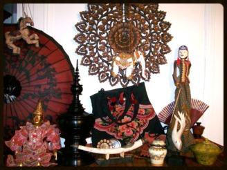 artisanat du monde - objets - bijoux - déco - Viëtnam - Laos - Birmanie - Thaïlande - Indonésie