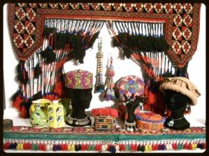 artisanat du monde - objets - bijoux - déco - Afghanistan - Ouzbekistan - Iran - Turquie