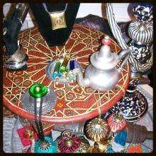 artisanat du monde - objets - bijoux - déco - Liban - Egypte - Maroc - Mali